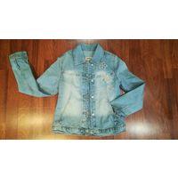 Джинсовая куртка Глория Джинс 146-152
