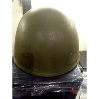 Каска шлем СШ - 40 ( шестиклепка ) времён СССР.