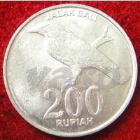 7584:  200 рупий 2003 Индонезия