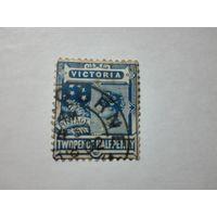 Австралийские штаты. Виктория. 1899-1905