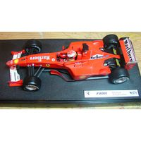 1/18 Ferrari F1-2000 #1 Marlboro | Hot Wheels