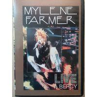 DVD MYLENE FARMER live a bercy (2 диска)