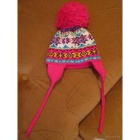 Лот детский стильных шапочек