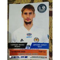 Торпедо-БелАЗ-Динамо Брест-2020