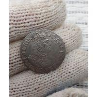 Польша , 18 грошей ОРТ ИОАН Казимир 1658