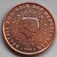 Нидерланды, 5 евроцентов 1999 г