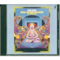 CD Tony Scott - Music For Yoga Meditation And Other Joys (2000) Free Jazz, Ambient