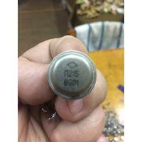 Транзисторы п 215 напаянные,новые-советские(62шт)