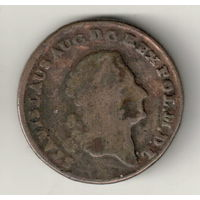 Польша 3 грош 1767