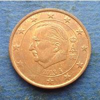 Бельгия 2 евроцента 2013