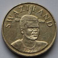 Свазиленд, 1 лилангени 2002 г