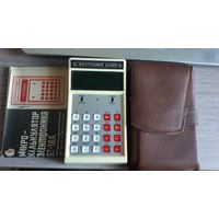 Микро-Калькулятор Электроника Б3-18А СССР