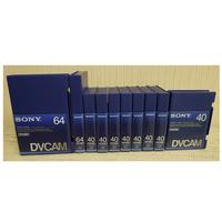 Профессиональные видеокассеты DVcam
