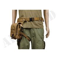 Тактическая сумка на пояс ( Hip Bag , coyote , MFH ).