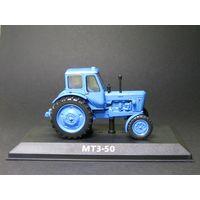 Тракторы: история, люди, машины 1 - МТЗ-50