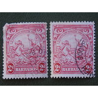 Барбадос 1925/38 гг.
