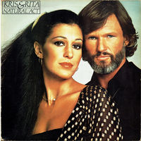 "Винил Kris KRISTOFFERSON and Rita COOLIDGE - ""Natural Act"" (1978, A&M, UK, EX+) ((pop, soft-rock, ballad))"