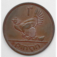 Ирландия 1 пенни 1949