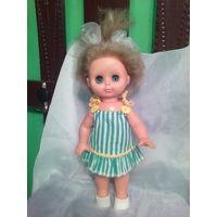 Кукла СССР в сарафане+платье в подарок