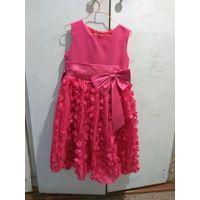 Платье нарядное. Р 116-122
