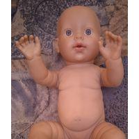 Немецкий пупс(47см) от ,,Zapf creation,,кукла 2010 года
