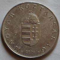10 форинтов 2004 г, Венгрия