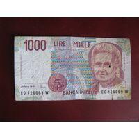 1000 лир 1990, Италия, серия EG