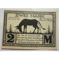 Германия.2 марки 1921г.