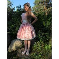 Нарядное платье.НОВОЕ. Р. 140, 146, 152