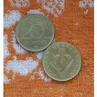Венгрия 20 форинт