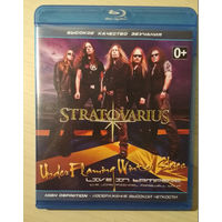Blu-Ray Stratovarius - Under Flaming Winter Skies