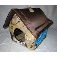 Дом чайки для собак и кошек.