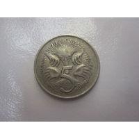 5 Центов 1980 (Австралия) Елизавета II