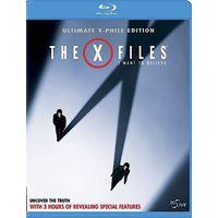 Секретные материалы: Хочу верить / The X-Files: I Want to Believe (Крис Картер / Chris Carter)DVD5