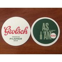 Подставка под пиво Grolsch No 12