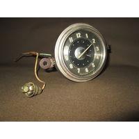Часы с автомобиля ВОЛГА ГАЗ-21  Тип АЧВ Гост 6860-68 Челябинский Часовой З-д