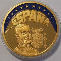 1 экю Испания 1997