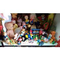 Чебурашка, игрушка ссср, игрушки ссср, лот 2