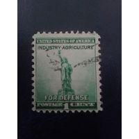 США 9 марок