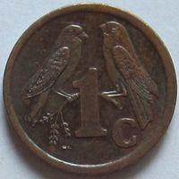 1 цент 1995 ЮАР