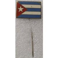 Куба, старый тяжелый знак