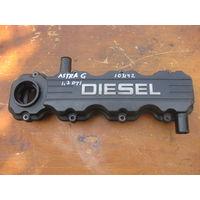 103142Щ Opel astra G 1,7dti X17DTL клапанная крышка 90499068