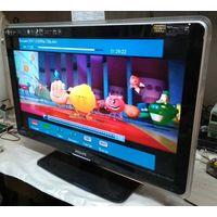 """Телевизор жк Philips 32"""" pfl 7603 d ambilight lcd"""