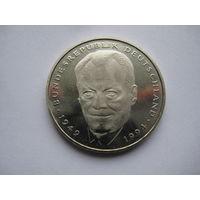 Германия 2 марки 1994 год  Вилли Брандт