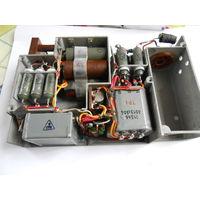 Преобразователь напряжения от антенны портативной локаторной установки РПС