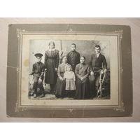 Антикварное Фото до 1917 года.