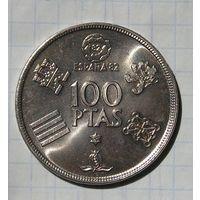 Испания 100 Песет 1980 (20)