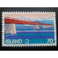 Исландия 1978 мост