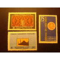 Турция 1959 конгресс по турецкому искусству полная серия