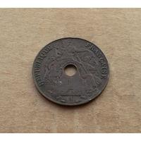 Французский Индокитай, 1 цент 1939 г.
